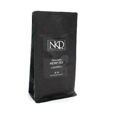 NKD 10mg CBD Wellness Tea - 40g   Liquorice