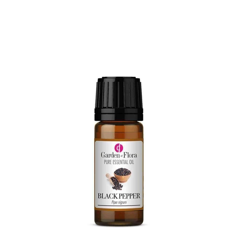 Black Pepper Pure Essential Oil (10ml)