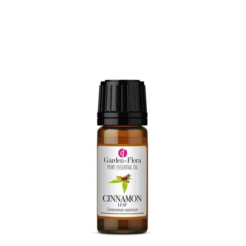 Cinnamon Leaf Pure Essential Oil (10ml)