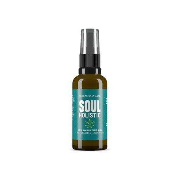 Soul Holistics 50mg CBD Skin Hydrating Gel