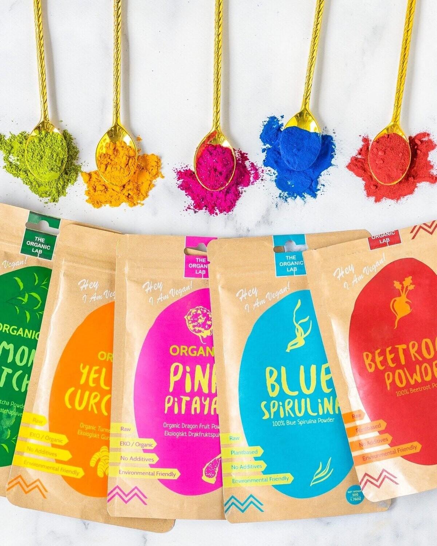 Fruit powders Color Pop Bundle