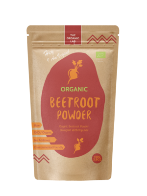 Organic Beetroot 100g