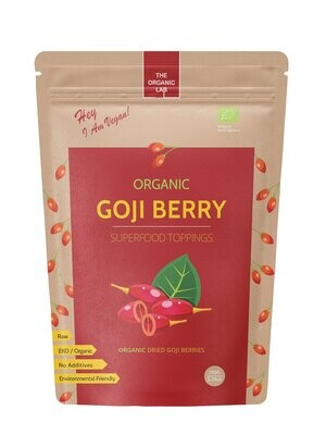 Organic Goji Berries 150g