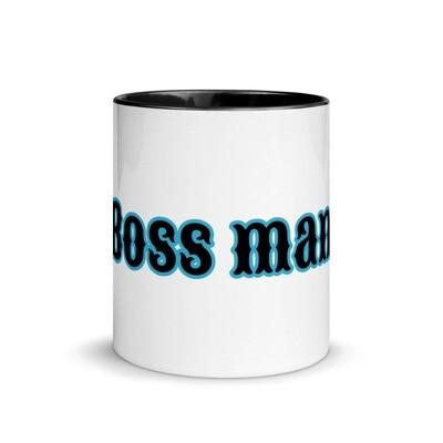 Novelty Man Mug