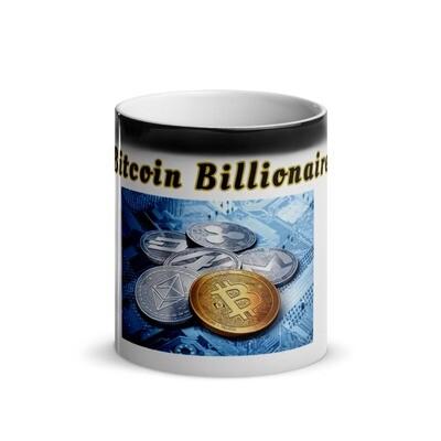 Bitcoin Billionaire Mug