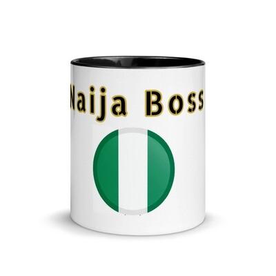 Naija Boss Mug