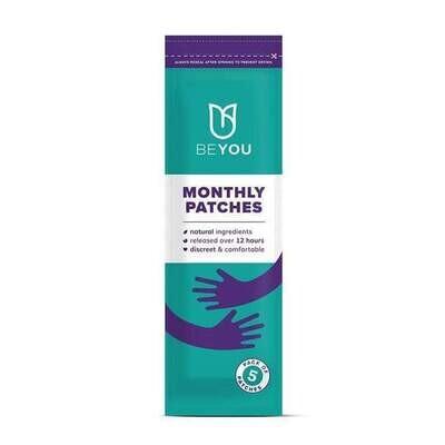 Period cramp relief patches