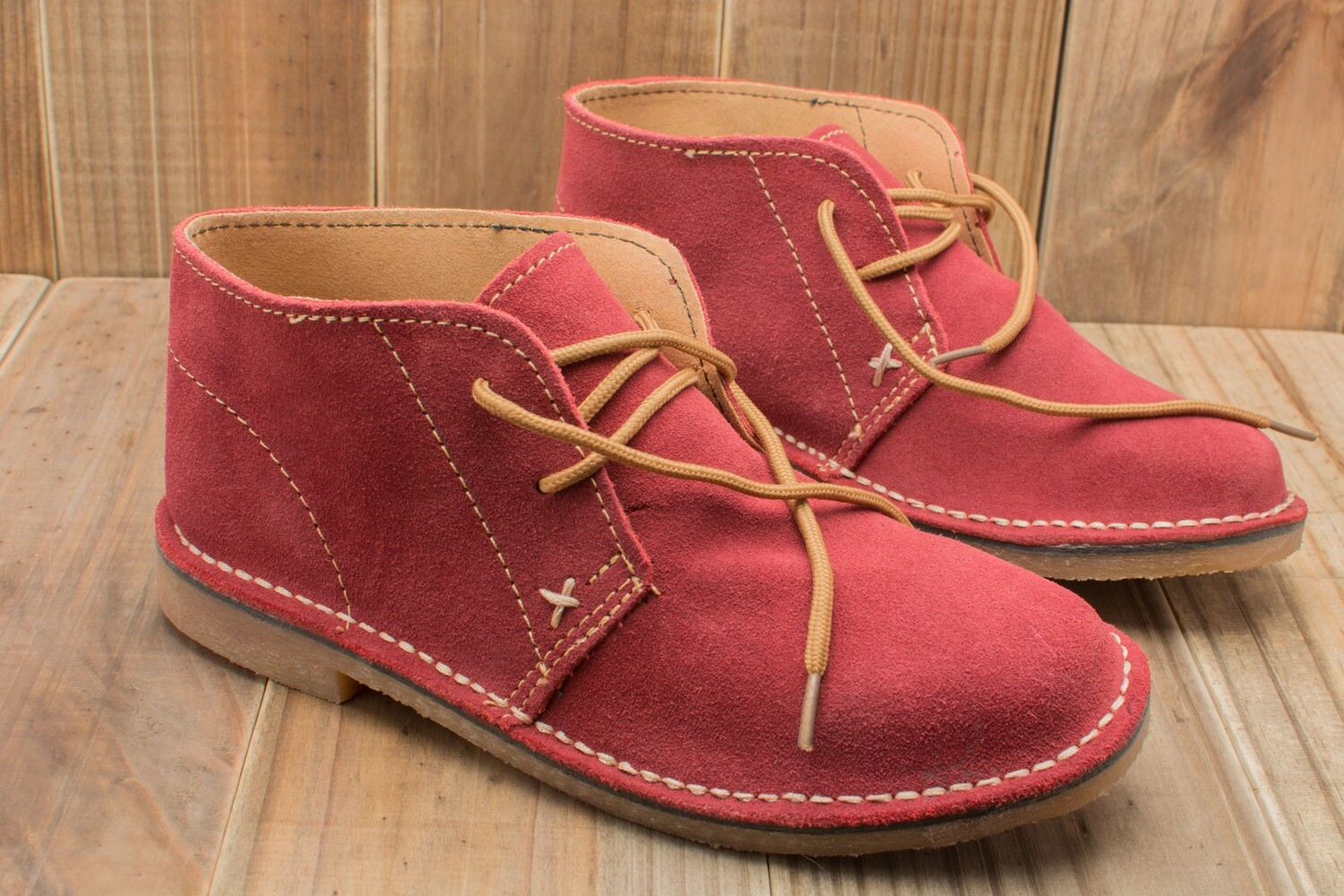 Urban Vellies (Red)