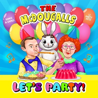 CD: Let's Party