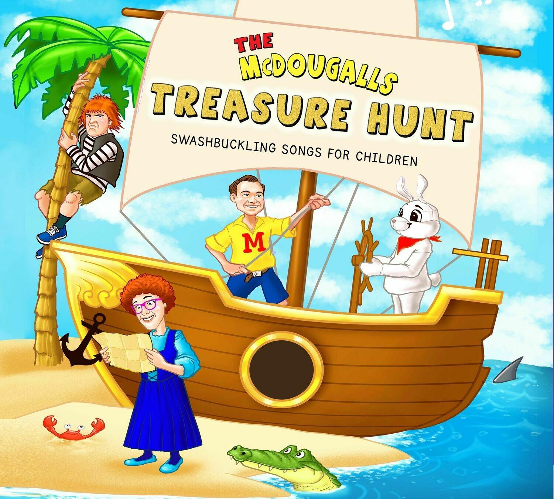 CD: Treasure Hunt