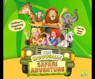 CD: Safari Adventure