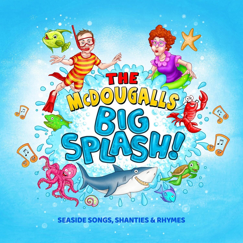 BIG SPLASH CD