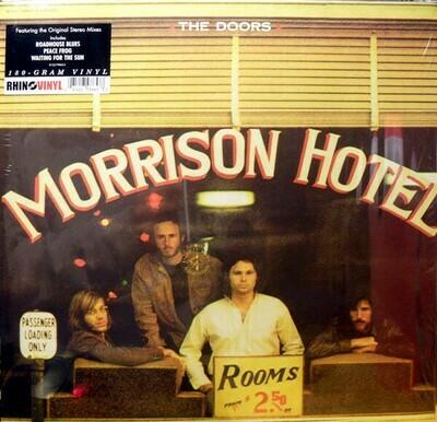 Doors - Morrison Hotel (LP)