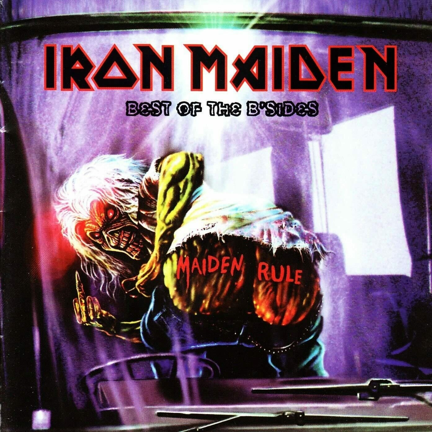 Iron Maiden - Best Of The B'Sides