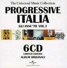 AA.VV. - Progressive Italia Gli Anni '70 Vol.1