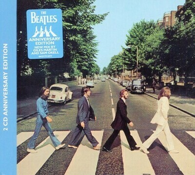 Beatles - Abbey Road (2 CD Anniversary Edition)