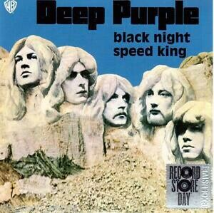 Deep Purple - Black Night / Speed King