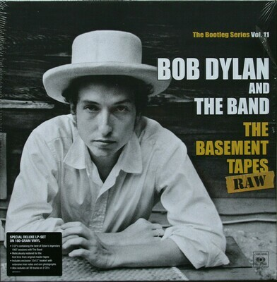 Dylan Bob And The Band - The Basement Tapes Complete: The Bootleg Series Vol. 11