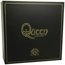 Queen - The Studio Collection (Limited Coloured Vinyl)