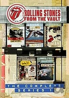 Rolling Stones - From The Vault The Complete Series 1