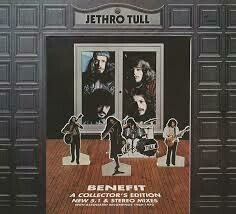 Jethro Tull - Benefit (A Collector's Edition) (New 5.1 & Stereo Mixes With Associated Recordings 1969-1970)