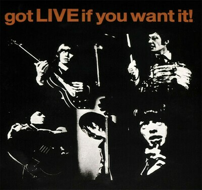 Rolling Stones - Got Live If You Want It