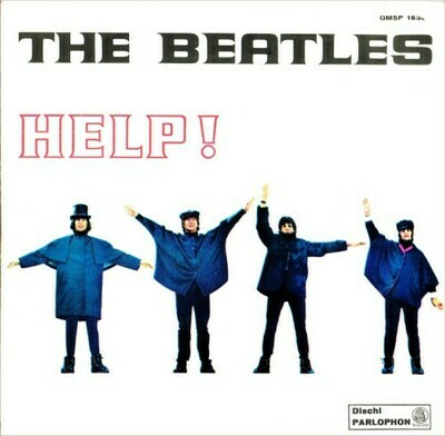 Beatles - Help ! / I'm Down