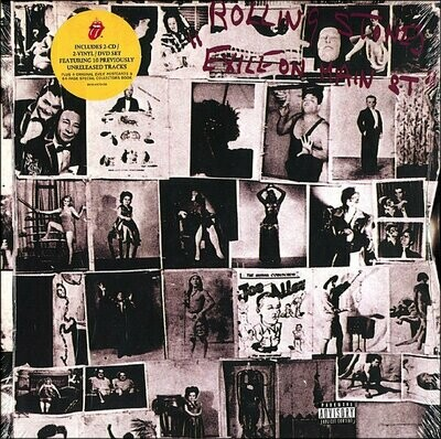 Rolling Stones - Exile On Main St. (Super Deluxe Edition)