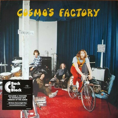 Creedence Clearwater Revival - Cosmo's Facrory