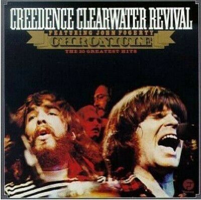 Creedence Clearwater Revival Featuring John Fogerty - Chronicle The 20 Greatest Hits