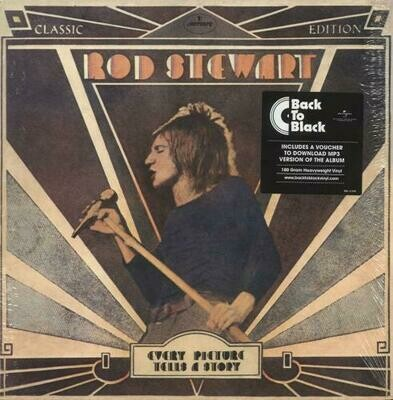 Stewart Rod - Every Picture Tells A Story