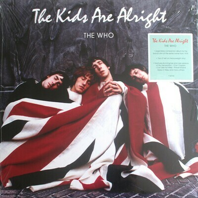 Who - Music From The Soundtrack Of The Movie - The Kids Are Alright
