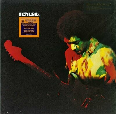 Hendrix Jimi - Band Of Gypsys