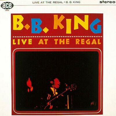 B.B.King - Live At The Regal