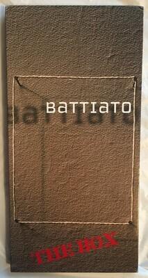 Battiato Franco - Battiato The Box