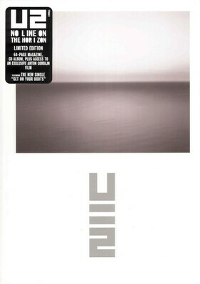U2 - No Line On The Horizon (Limited Edition)