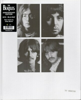 Beatles - The Beatles (White Album 50th Anniversary Super Deluxe Edition)