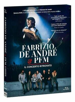 De Andrè Fabrizio & PFM - Il Concerto Ritrovato