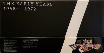 Pink Floyd - The Early Years 1965-1972 (Box 12 CD + 10 DVD + 8 Blue Ray + 5 Single Vinyl)