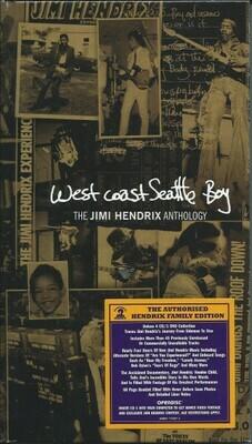 Hendrix Jimi - West Coast Seattle Boy: The Jimi Hendrix Anthology