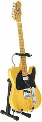 Springsteen Bruce - Chitarra in miniatura Fender Telecaster