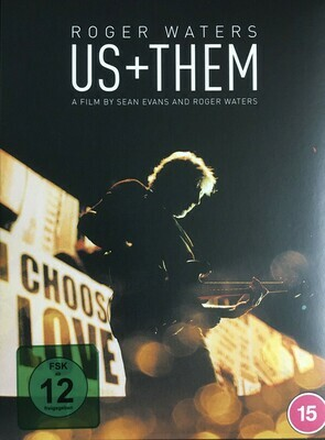 Waters Roger - Us + Them (DVD)