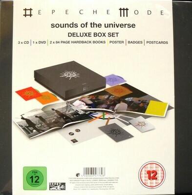 Depeche Mode - Sounds Of The Universe (Deluxe Boxset)