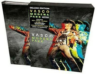 Rossi Vasco - Vasco Modena Park (Deluxe Edition)