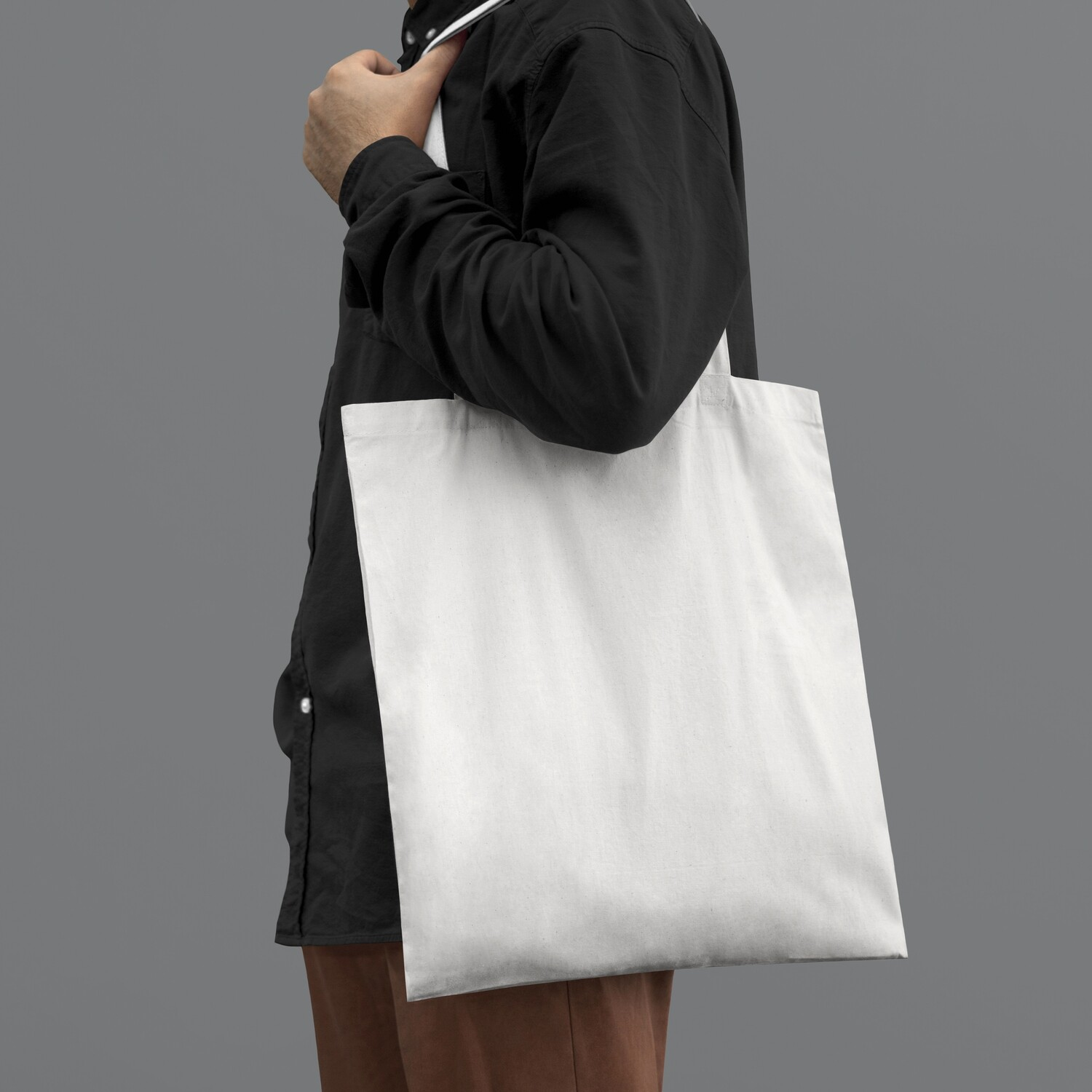 AWC Logo Grocery Tote