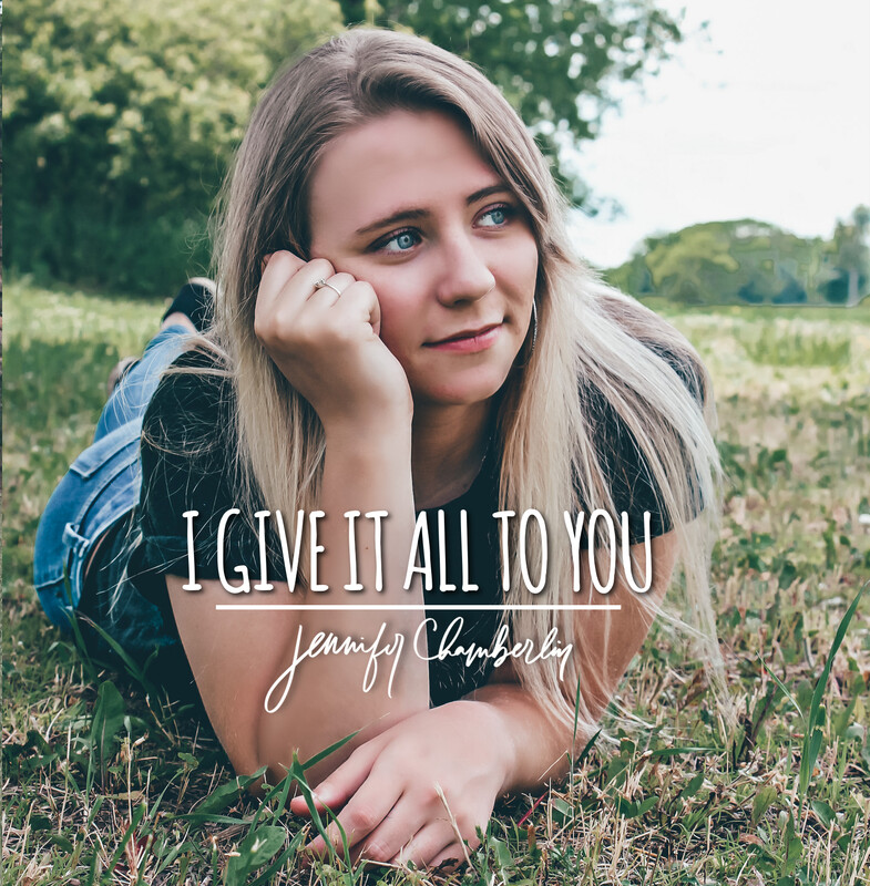 I Give It All To You- CD