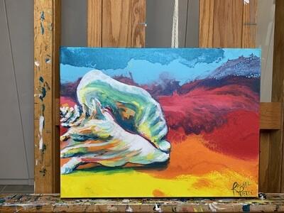 Colorful Conch