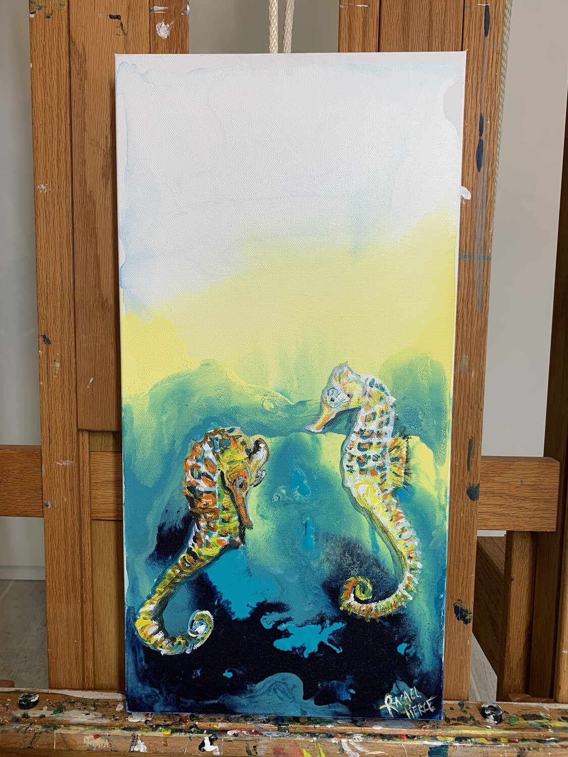 Two Little Seahorses