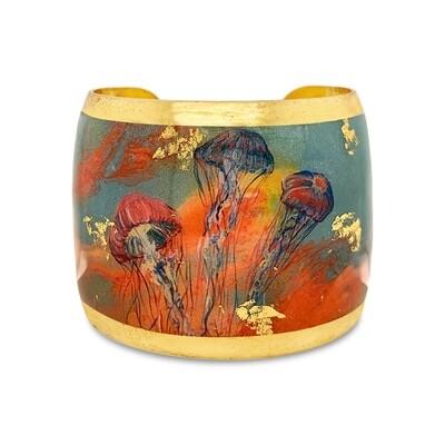 Hot Jellies Gold Cuff