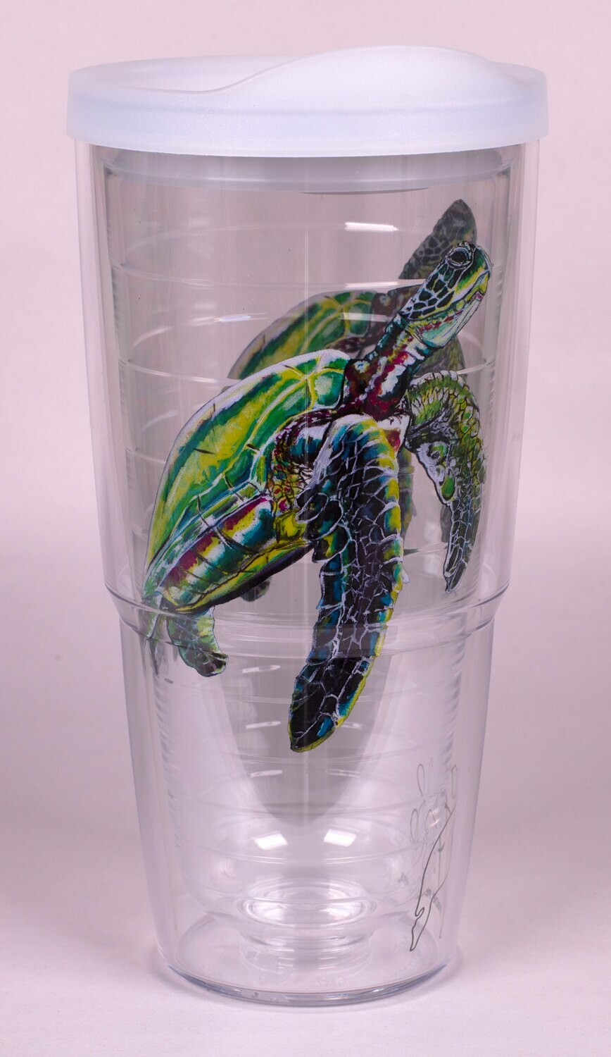 Sea Turtle Tervis Tumbler 24 oz.